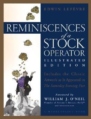 หนังสือหุ้น reminiscences-of-a-stock-operator เวอร์ชั่นภาพประกอบ