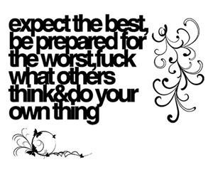 วิธีการเล่นหุ้น expect-the-best
