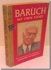 หนังสือคลาสสิคของเซียนหุ้น Bernard Baruch