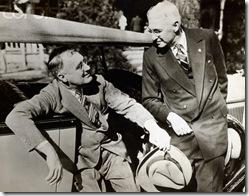 เซียนหุ้น Bernard Baruch และประธานาธิบดี Roosevelt