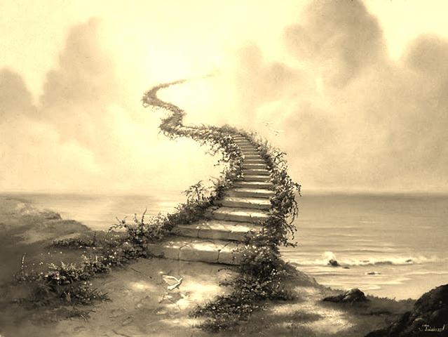 StairwayTo Heaven by Jim Warren