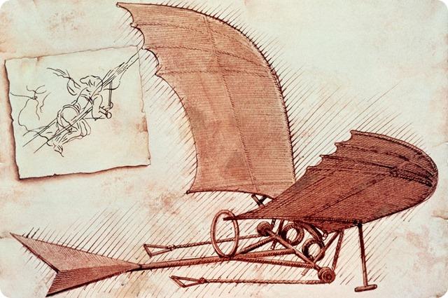 flyingmachine Darwinci