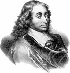 Blaise pascal thumb การเดิมพันของปาสคาล